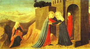 Annunciation. The Visitation