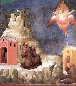 leggenda di san francesco - [ 19 ] - stimmate di san francesco