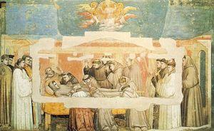 vita di san francesco - [ 04 ] - morte e ascensione di san francesco