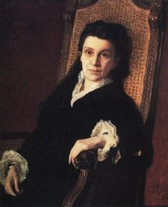 Portrait of Polixena Stasova