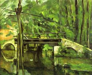 The Bridge of Maincy near Melun