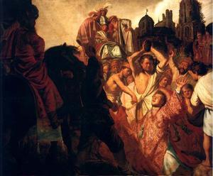 Lapidation De St Etienne, utrecht