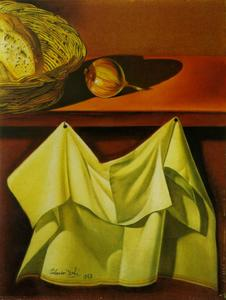 Untitled (Still Life with White Cloth)