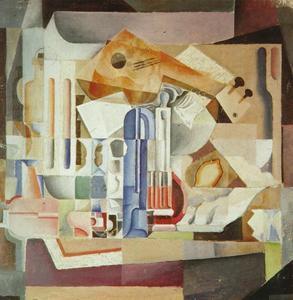 Crystalline Still Life, 1923