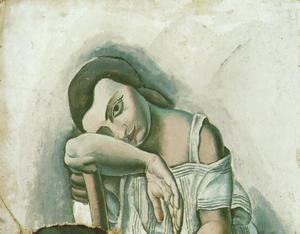 Portrait of Ana Maria, 1924