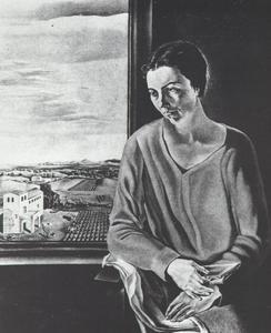 Portrait of Sefiora Abadal De'Argemi, circa 1926