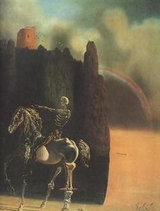 The Horseman of Death, 1935