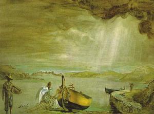 The Angel of Port Lligat, 1952