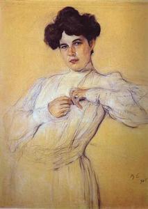 Portrait of Maria Botkina