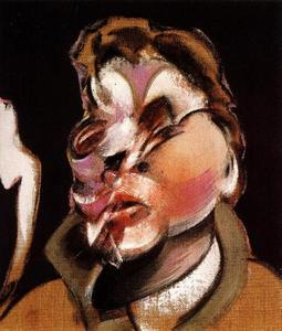 three studies for a portrait, 1968 c