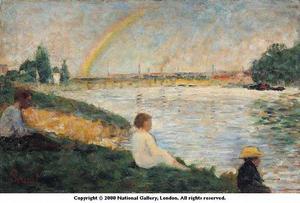El arcoiris, 1883