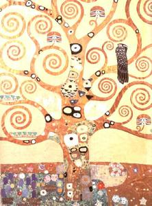 Stoclet Frieze Tree of Life