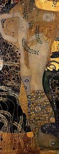 Water Serpents I, 1904-07 - Vienna, Osterreichische Museum für Angewandte Kunst