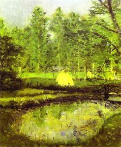 Landscape at Blainville