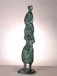Leaf Figure No. 4