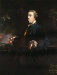 James FitzGerald, Duke of Leinster