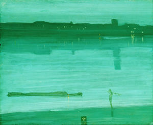 Nocturne in Blue and Green, Chelsea