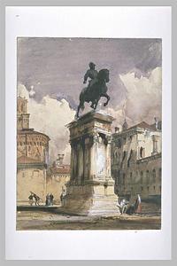 Equestrian statue of Colleoni