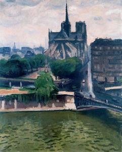 El ábside de Notre-Dame