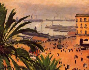 Place du Gouvernement, Algiers