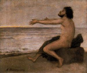 Ulysse au bord de la mer