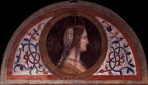 Portrait of Bianca Maria Visconti