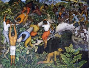The History of Cuernavaca and Morelos - Crossing the Barranca