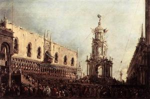 Carnaval Jueves en la Piazzetta