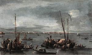 The Lagoon Looking toward Murano from the Fondamenta Nuove
