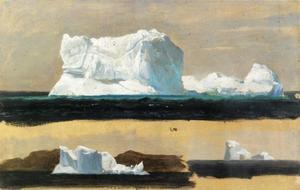 Icebergs, Twillingate, Newfoundland