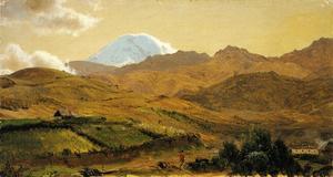 Mount Chimborazo, Ecuador 1