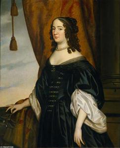 Amalia van Solms, Wife of Prince Frederik Hendrik