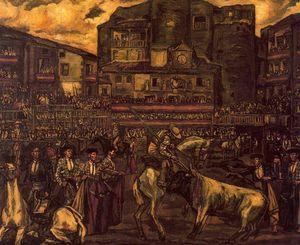 Corrida de toros en Sepúlveda