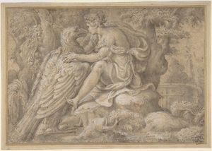 Jupiter and Astraea