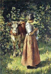 The Cowherd
