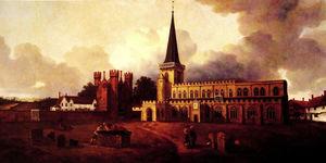 St. Mary's Church Hadleigh
