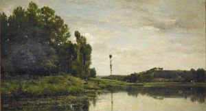 Banks of the Oise 2