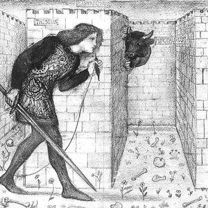 theseus` en el labyrinth