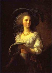 The Duchess de Polignac