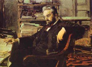Portrait of a Businessman K. Artsybushev
