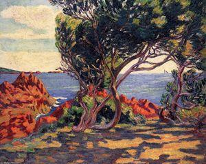 Agay, at Cap Long