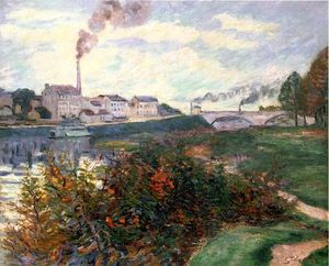 The Banks of the Marne