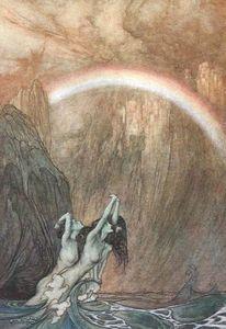 El anillo de `nibelung` 17