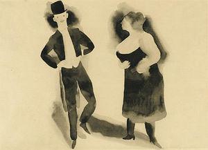 Vaudeville Dancers