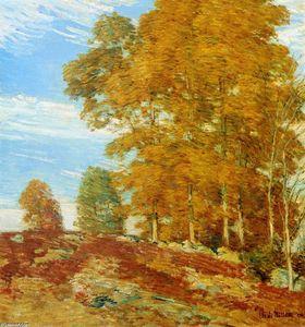 Herbst Gipfel , neu england