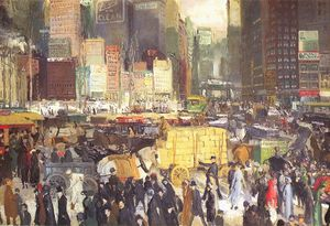 Wikioo.org - The Encyclopedia of Fine Arts - Artist, Painter  George Wesley Bellows