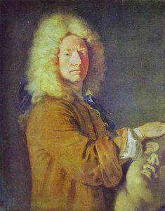Portrait of M. Pater