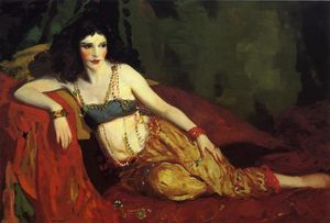 Dancer of Delhi (Betalo Rubino)