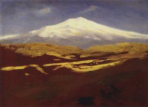 Elbrus day. (second version)