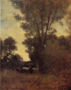 Horseman in the Forest